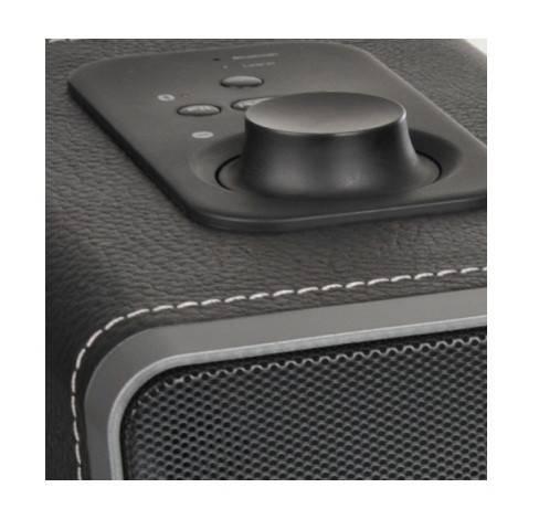 Акустическая система 2.0 Microlab H21 черный - фото 2