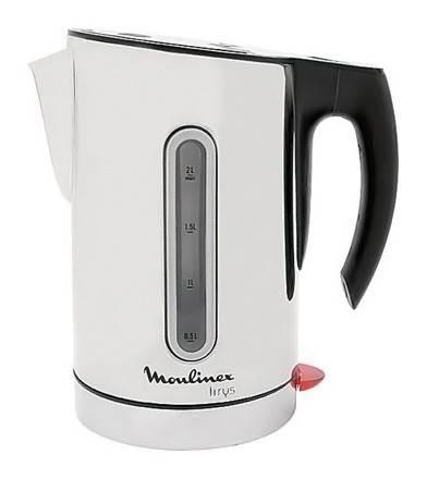 Чайник электрический Moulinex BY 5200 серебристый - фото 1