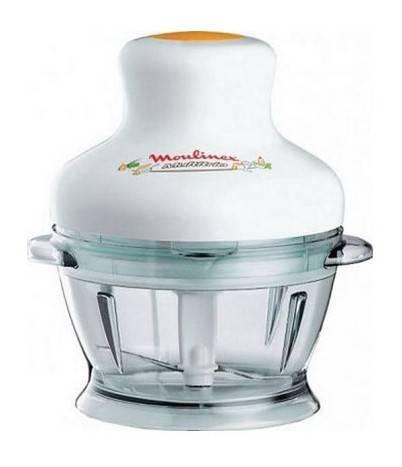 Блендер стационарный Moulinex DJE342 белый - фото 1