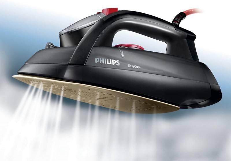 Утюг Philips GC3593/02 черный - фото 3