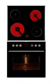 Встраиваемый комплект Hansa BCCB 64195055 черный черный