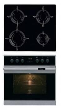Встраиваемый комплект Hansa BCMI 64590015 серебристый черный
