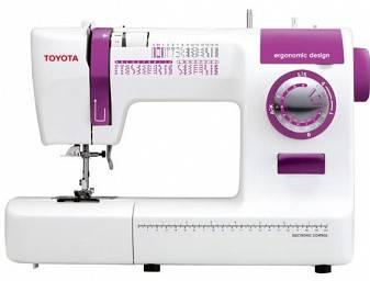 Швейная машина Toyota ECO34A белый