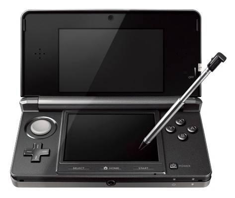 Игровая консоль Nintendo 3DS 104918 черный - фото 1