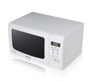 СВЧ-печь Samsung ME733KR белый - фото 2