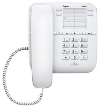 Телефон Gigaset DA310 белый (DA310 WHITE)