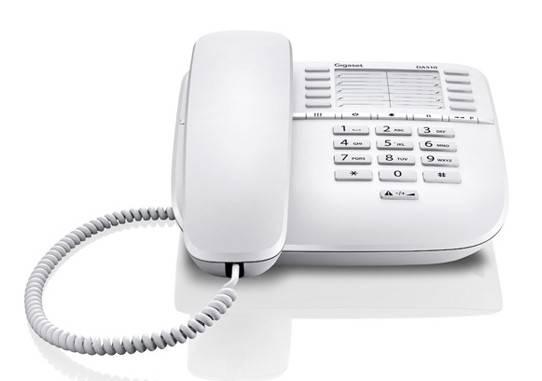 Телефон Gigaset DA510 белый (DA510 WHITE) - фото 2