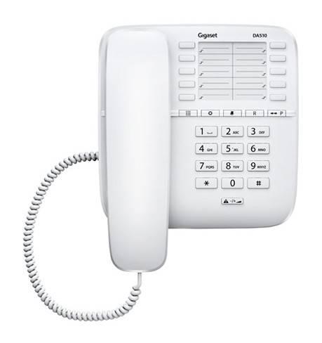 Телефон Gigaset DA510 белый (DA510 WHITE) - фото 3