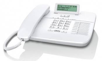 Телефон Gigaset DA710 белый