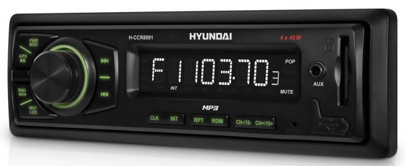 Автомагнитола Hyundai H-CCR8091 - фото 2