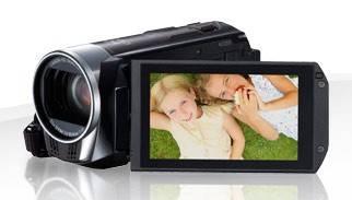 Видеокамера Canon Legria HF R38 черный/серый - фото 1