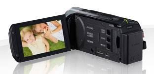 Видеокамера Canon Legria HF R38 черный/серый - фото 2