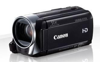 Видеокамера Canon Legria HF R38 черный/серый - фото 3