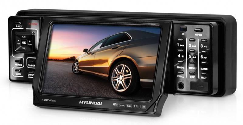 Автомагнитола Hyundai H-CMD4001G - фото 2