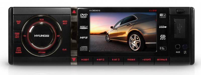 Автомагнитола Hyundai H-CMD4018 - фото 1