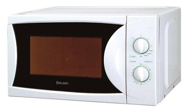 СВЧ-печь Rolsen MG1770ME белый - фото 1