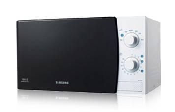 СВЧ-печь Samsung ME711KR белый - фото 1