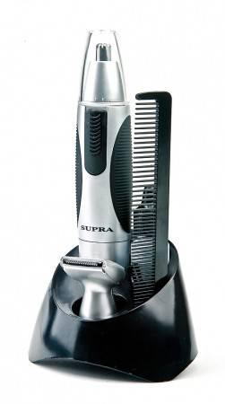 Триммер Supra NTS-102 серебристый - фото 1