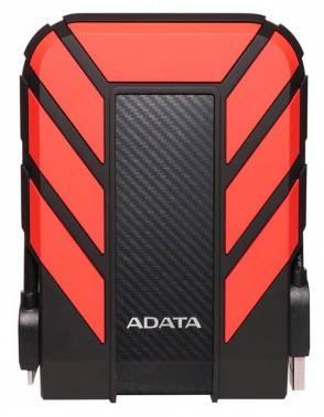 Внешний жесткий диск 1Tb A-Data HD710 DashDrive Durable черный / красный USB 3.0