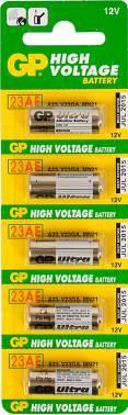Батарея MN21 GP Ultra Alkaline 23AE (5шт)