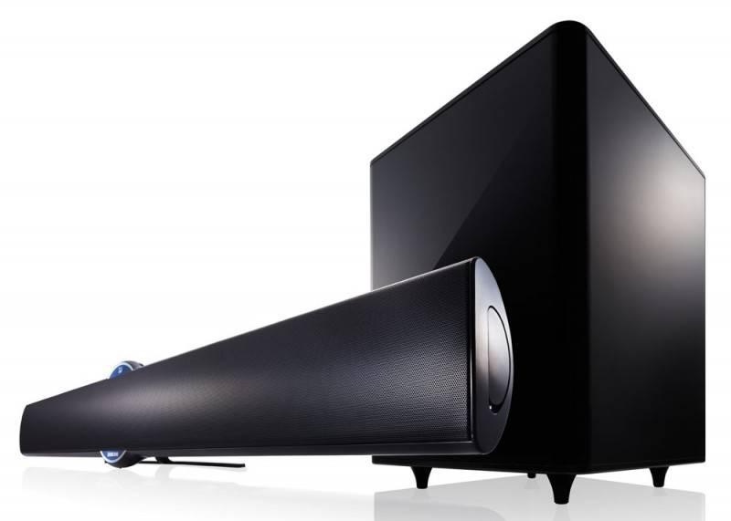 Домашний кинотеатр Samsung HT-E8000 черный/черный - фото 4