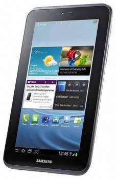 Планшет 7 Samsung Galaxy Tab 2 GT-P3110 8ГБ серебристый