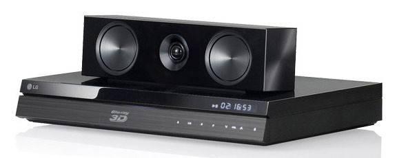 Домашний кинотеатр LG BH7520T черный/черный - фото 2