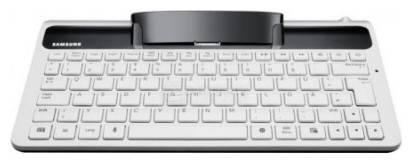 Клавиатура Samsung ECR-K18RWEGSER белый - фото 1