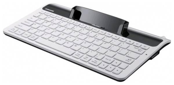 Клавиатура Samsung ECR-K18RWEGSER белый - фото 2
