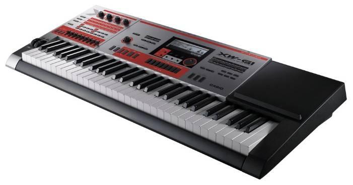 Синтезатор Casio XW-G1 - фото 1