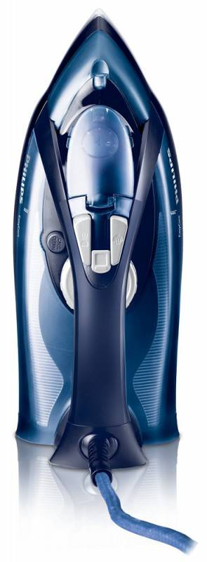 Утюг Philips EasyCare GC3550/02 синий - фото 1