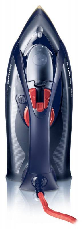 Утюг Philips EasyCare GC3551/02 синий - фото 1