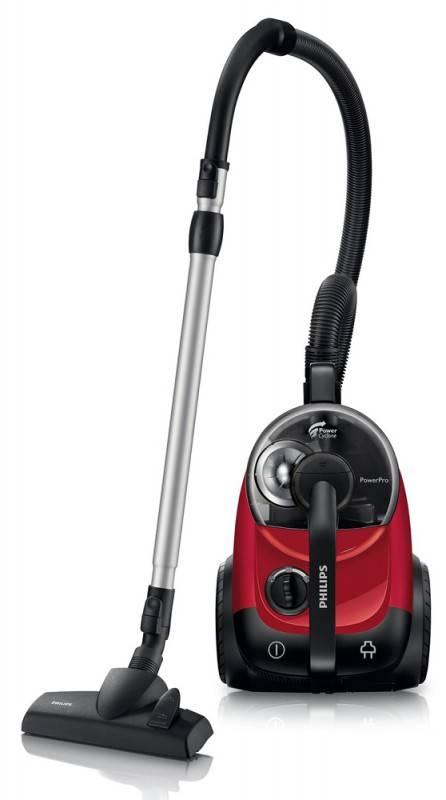 Пылесос Philips PowerPro FC8760 красный - фото 3