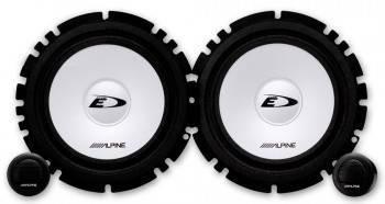 Автомобильные колонки Alpine SXE-1750S