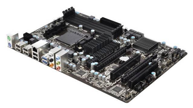 Материнская плата ASRock 970 PRO3  SocketAM3+ AMD SB950 ATX Ret - фото 1