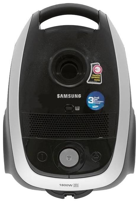 Пылесос Samsung SC6163 черный - фото 1