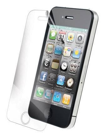 Защитная пленка Zagg APLIPHONE4GSS для Apple iPhone 4/4S прозрачная - фото 1