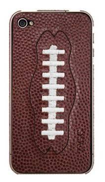 Наклейка Zagg LSBRNFOO73 football для Apple iPhone 4/4S - фото 1