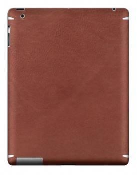 Наклейка Zagg LEATHERskin LSBRNZAGG101 коричневый