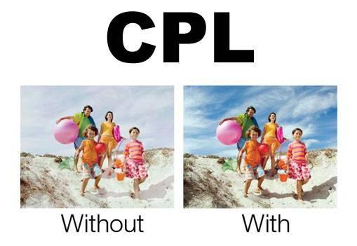 Фильтр защитный Polaroid UV+CPL+FLD+WARMING 55мм - фото 2