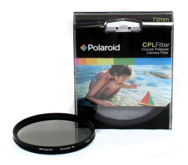 Фильтр поляризационный Polaroid CPL 77мм - фото 1