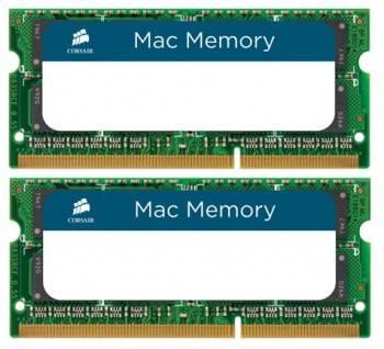 Модуль памяти SO-DIMM DDR3 2x8Gb Corsair CMSA16GX3M2A1333C9