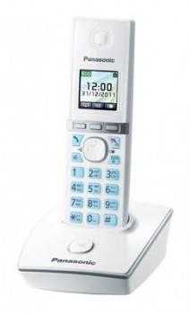 Телефон Panasonic KX-TG8051RUW белый