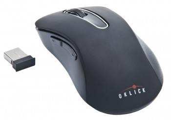 Мышь Oklick 335MW черный