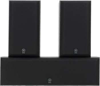Центральная и тыловые колонки Yamaha NS-P60 черный (ANSP60BID)