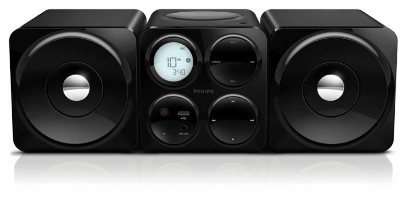 Микросистема Philips MC-D1065/51 черный - фото 2