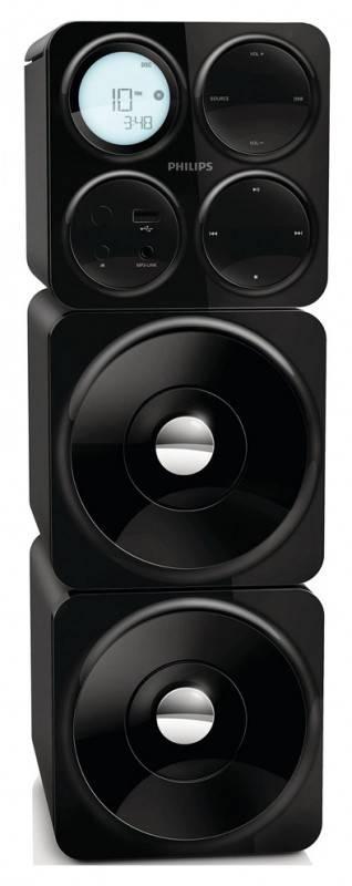 Микросистема Philips MC-D1065/51 черный - фото 3