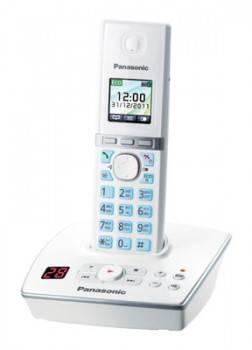 Телефон Panasonic KX-TG8061RUW белый