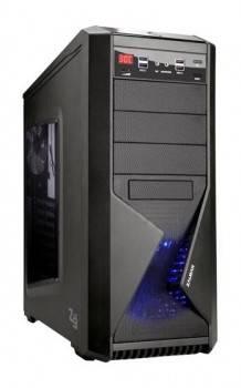 Корпус ATX Zalman Z9 U3 черный (Z9U3)
