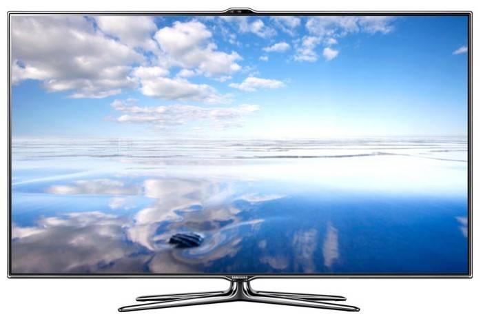 """Телевизор LED 46"""" Samsung UE46ES7207U черный - фото 1"""